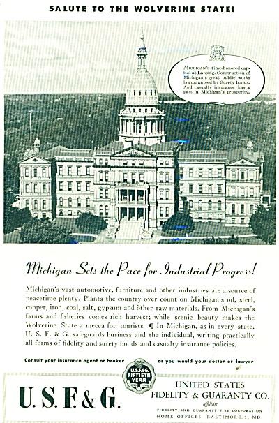 United States Fidelity & Guaranty Co., 1946 (Image1)