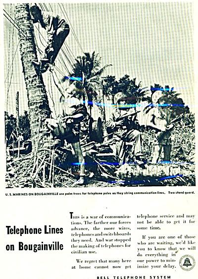 BellTelephone System ad - 1944 (Image1)