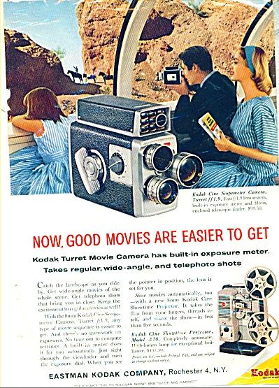 Eastman Kodak Company ad - 1960 (Image1)