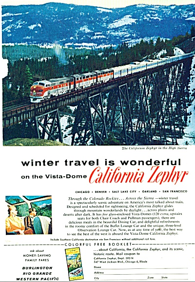 1959 California Zephyr  in the High Sierra AD (Image1)