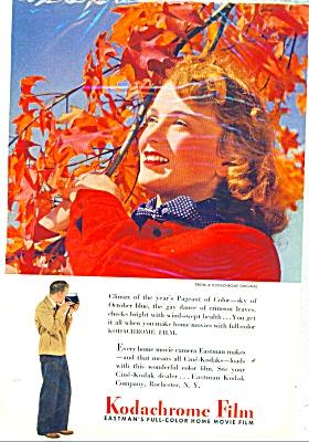 Kodachrome Film ad 1941 (Image1)
