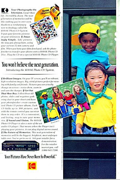 Kodak film ad 1992 (Image1)
