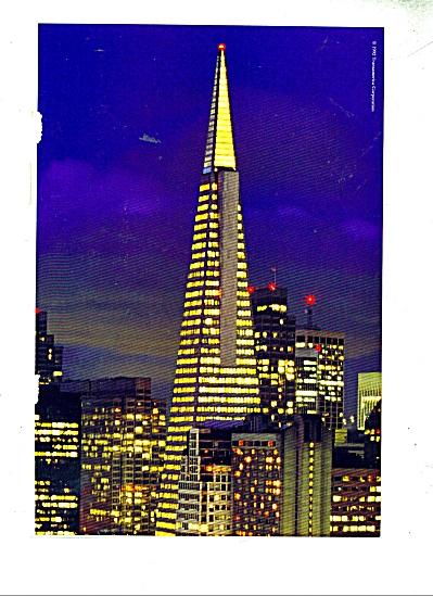 1992 Transamerica PYRAMID AD (Image1)