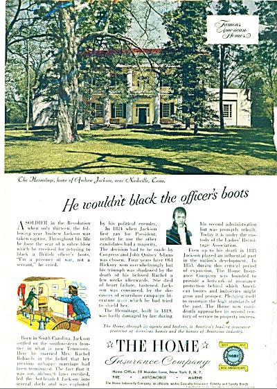 The Home Insurance Company.  ad  1953 (Image1)