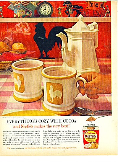 Nestles EverReady Sweet Milk cocoa ad (Image1)