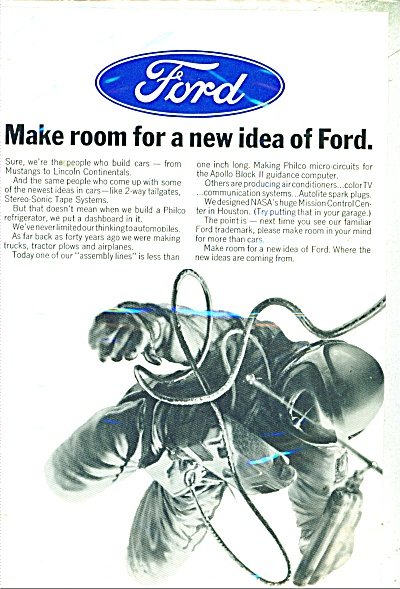 Ford Motor Company ad - 1996 (Image1)