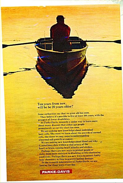 Parke Davis Research ad 1967 (Image1)