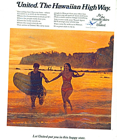 United Air lines ad   1969 (Image1)
