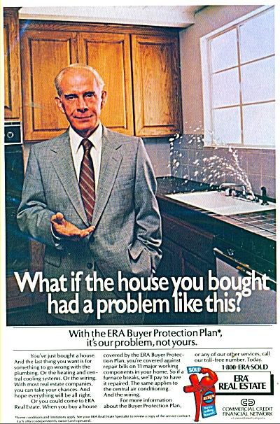 ERA Real Estate ad - COLONEL POTTER - 1964 (Image1)