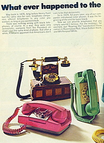 Gte - General Telephone & Electronics Ad Many Models