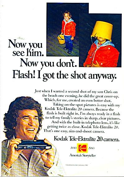 Kodak Tele-Ektralite 20 camera 1980 (Image1)