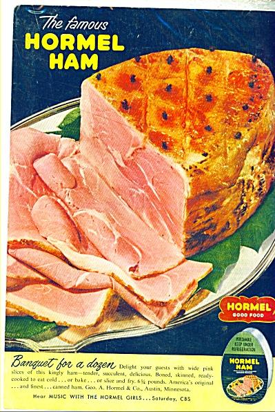 Hormel Ham ad 1952 (Image1)