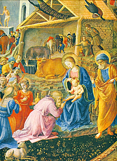 The Adoration of the Magi picture - (Image1)