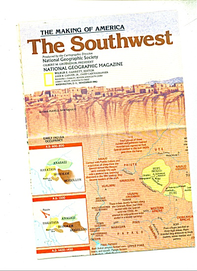 The Sosuthwest(The Making of America) 1982 (Image1)
