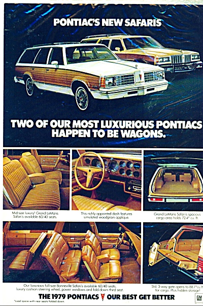 Pontiac station wagons for 1979 (Image1)