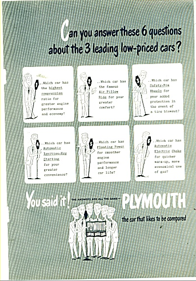 Plymouth automobile ad 1949 (Image1)
