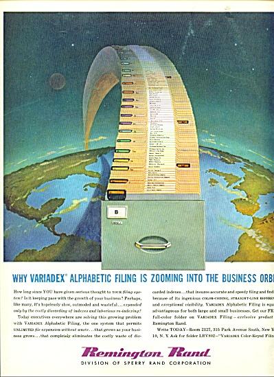 Remington Rand Company ad 1959 (Image1)