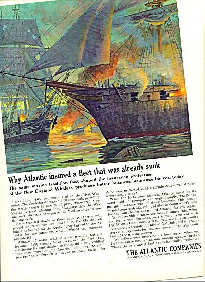 The Atlantic Companies ad  1963 (Image1)