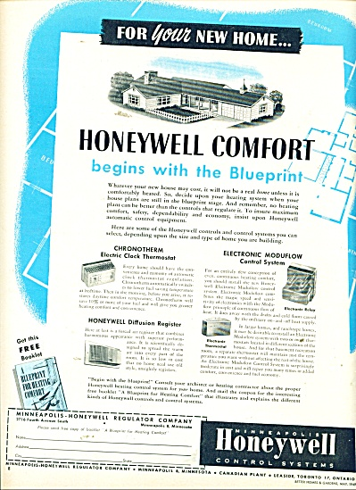 Honeywell control systems ad 1949 (Image1)