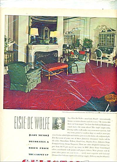 Gulistan carpets ad 1947 (Image1)