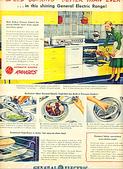General Electric electric range ad 1947 (Image1)