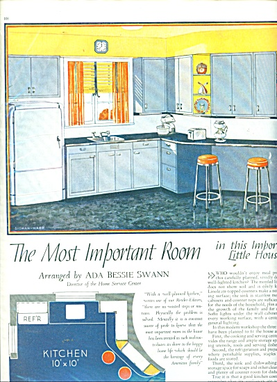 The Most Important Room in Little House (Image1)