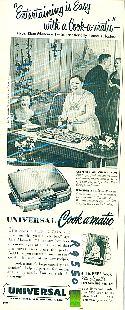 A. O. Smith Heating products ad  1953 (Image1)