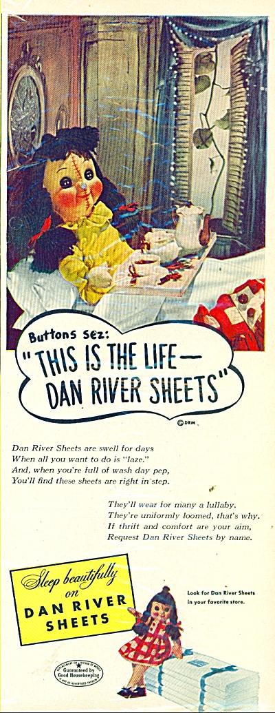 Dan River Sheets ad 1948 (Image1)