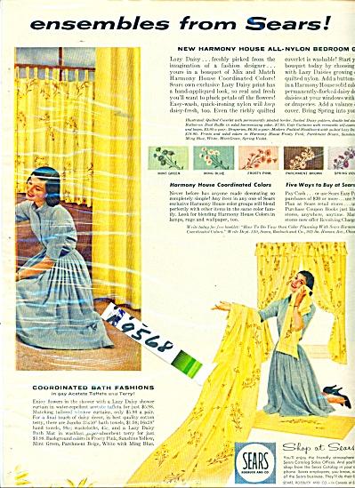 Sears Roebuck and co. ads 1957 (Image1)