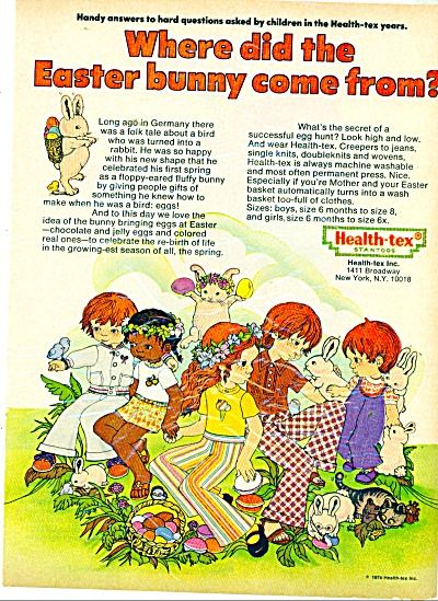 Health Tex  Stantogs ad  1974 (Image1)