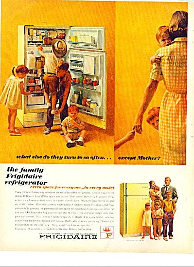 Frigidaire refrigerator ad 1963 (Image1)