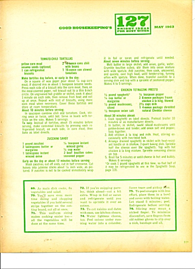 1963 - 127 bright ideas for busy wives ads (Image1)