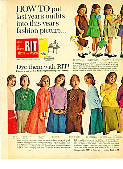 RIR  tints and dyes ad 1963 (Image1)