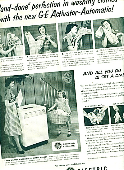 General Electric ad  1951 (Image1)
