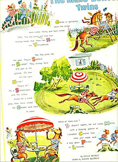 The Make Believe Twins story 1951 (Image1)