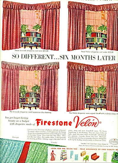 Firestone Velon ad  1951 (Image1)