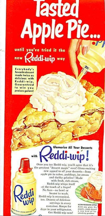Reddi-wip ad 1951 (Image1)