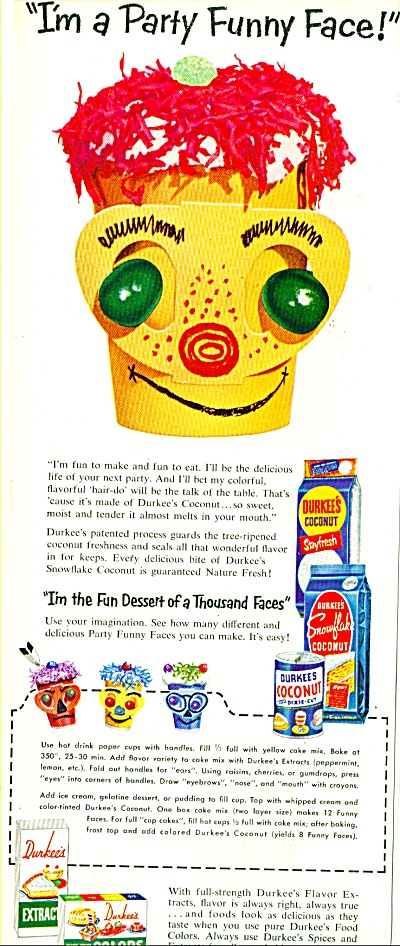 Durkee famous foods ad 1958 (Image1)