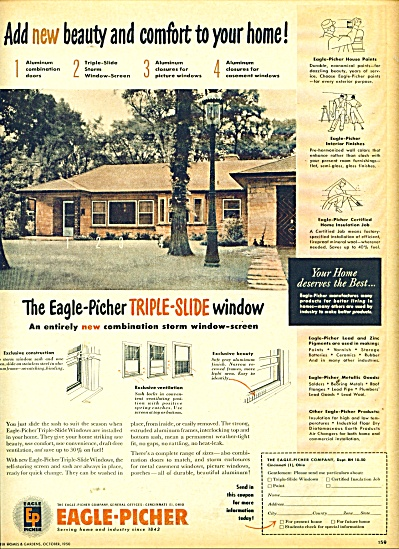 Eagle-Picher windows ad 1950 (Image1)