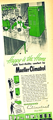 Mueller Climatrol furnace ad 1950 (Image1)