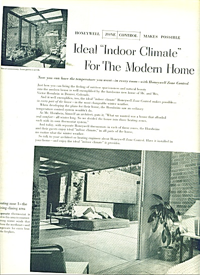 Honeywell - First in controls ad 1953 (Image1)