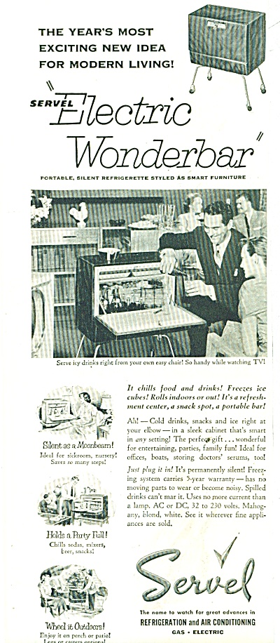 Servel electric Wonderbar ad 1953 (Image1)