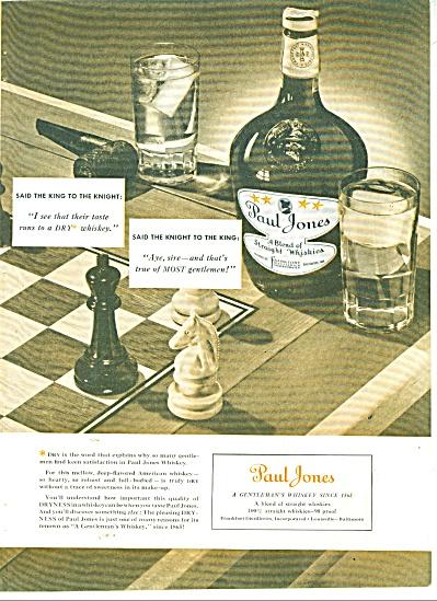 Paul Jones whiskey ad 1938 (Image1)