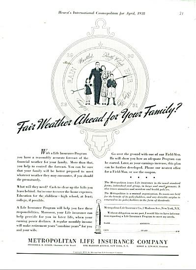 Metropolitan Life Insurance company 1938 (Image1)
