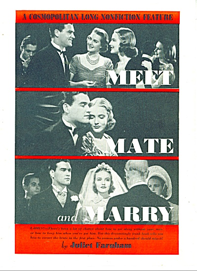 Meet -Mate and Marry by Juliet Farnham ad (Image1)