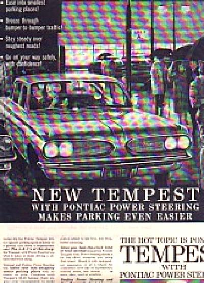 1961 Pontiac Tempest Car Ad (Image1)