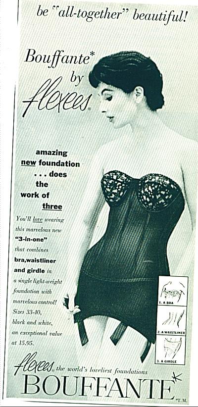 1955 -  Bouffante foundations ad (Image1)