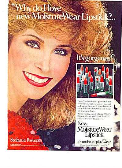 1983 -  Moisture wear lipstick - STEFANIE POW (Image1)