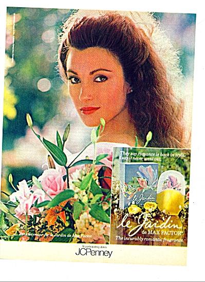 1983 -  J.C. Penney - Le Jardin-JANE SEYMOUR (Image1)