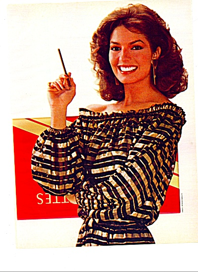 1983 - More Cigarettes Ad